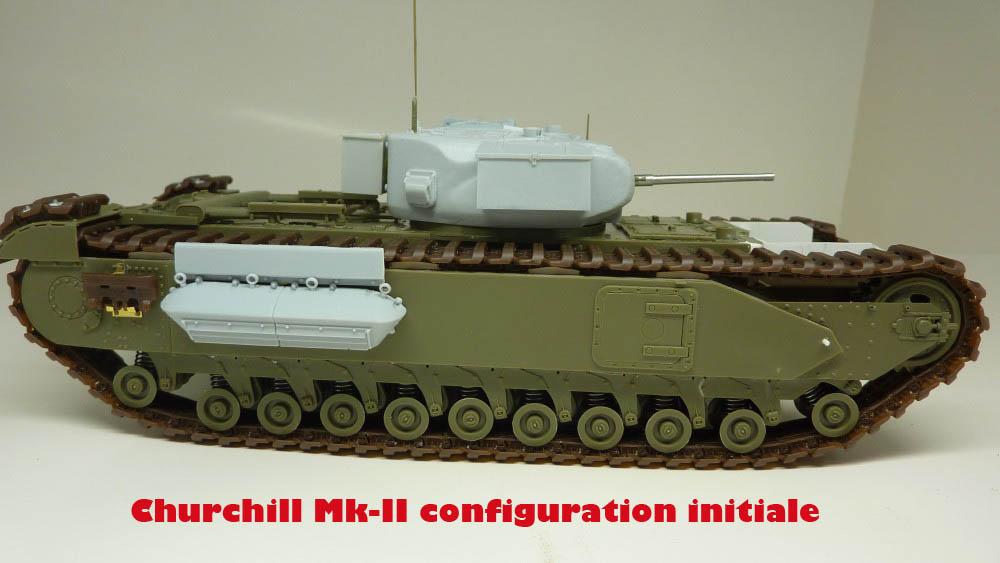 Churchill Tank Mk.II 19111903132924989916517012