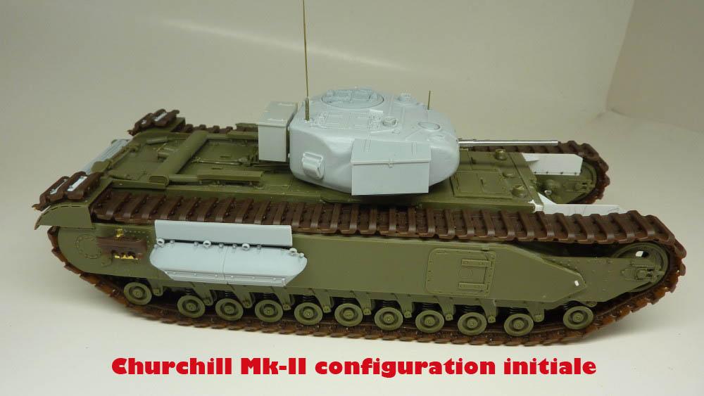 Churchill Tank Mk.II 19111903132924989916517013