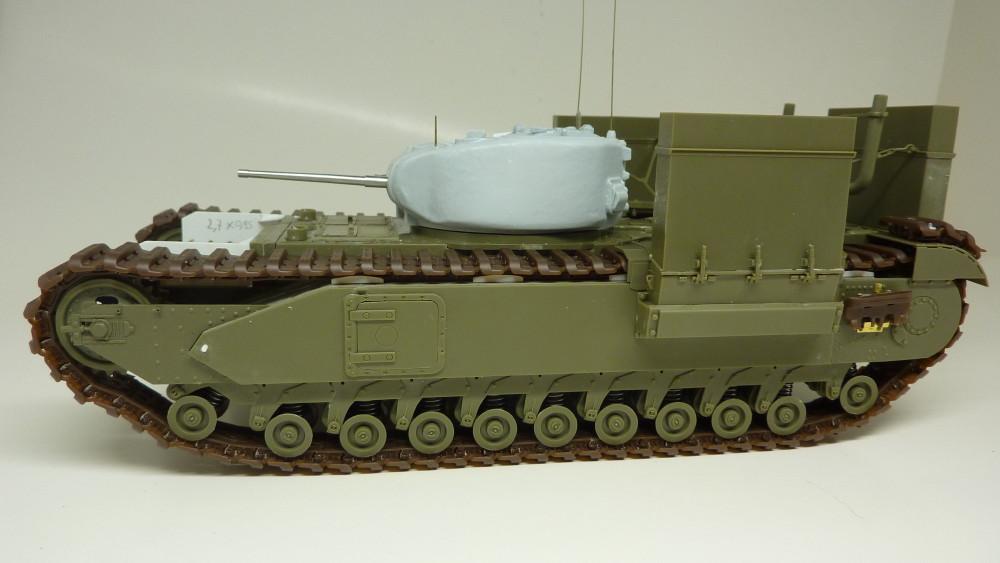 Churchill Tank Mk.II 19111903133224989916517015