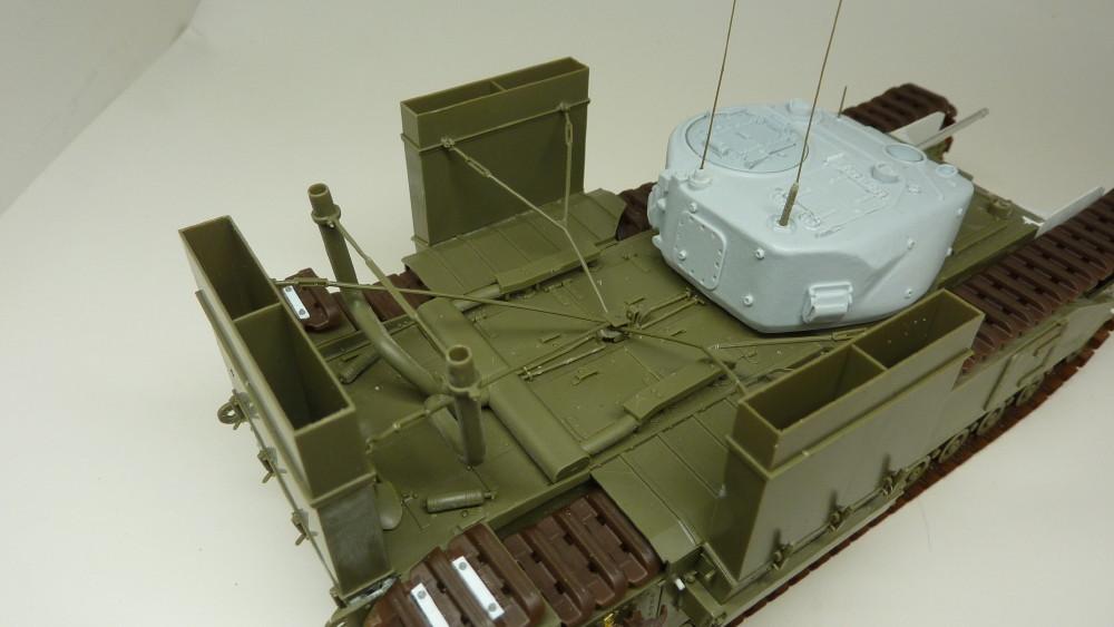 Churchill Tank Mk.II 19111903133324989916517016