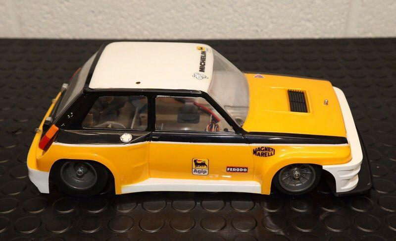 Tamiya Renault 5 Turbo 58026-2