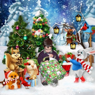 CHRISTMAS WITH THE FRIENDS OF THE FOREST - lundi 25 novembre / monday november 25th 19112511322219599816525939