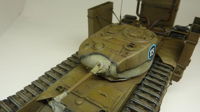 Churchill Tank Mk.II 19112612195424989916527938