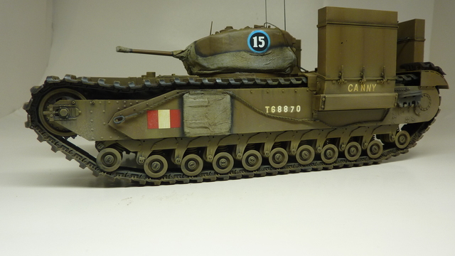 Churchill Tank Mk.II 19112612210324989916527939