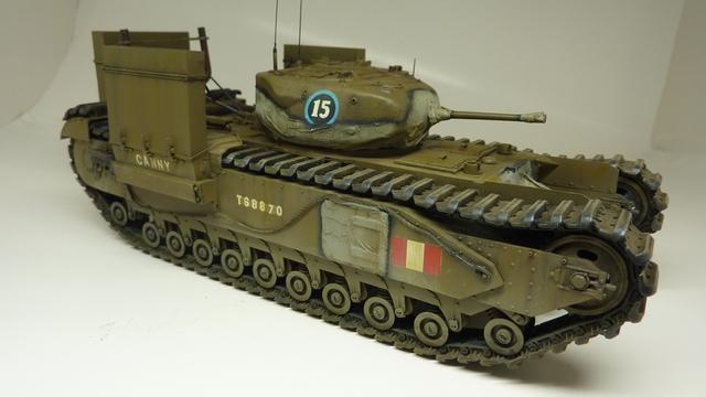 Churchill Tank Mk.II 19112612225724989916527942