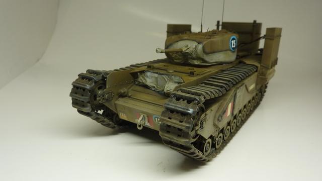 Churchill Tank Mk.II 19112612233524989916527943