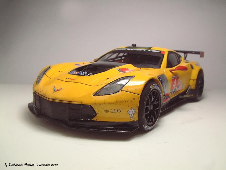 Corvette C7-R - 1/25e [Revell] EX79Ib-corvette-fini6