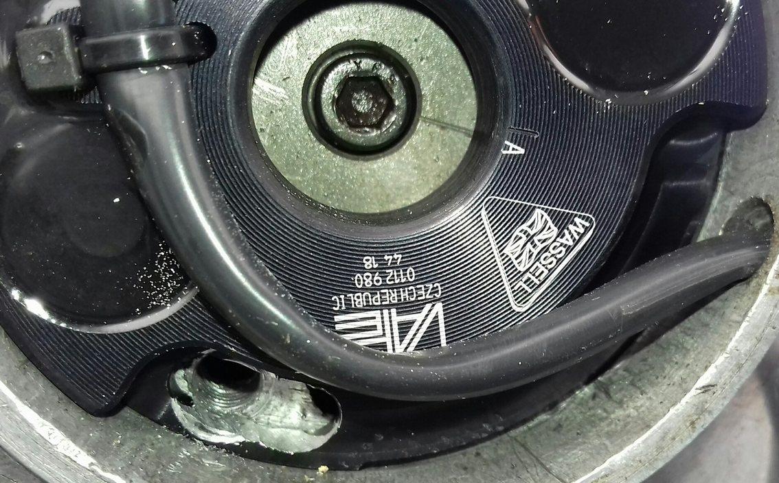 Allumage electro Wassel 19120503473625130916541839