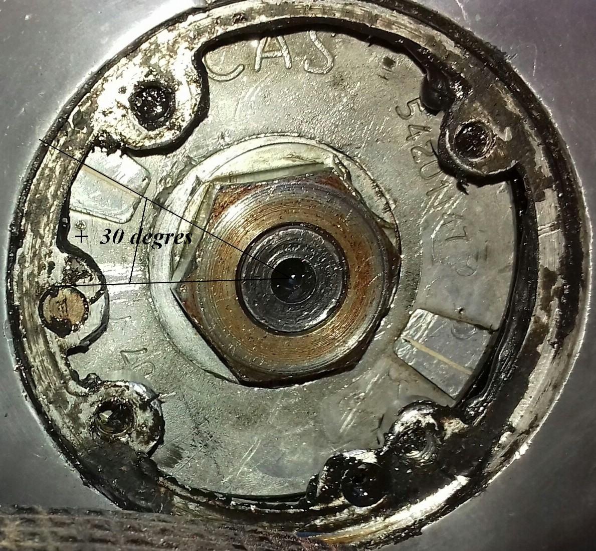 Allumage electro Wassel 19120503473725130916541840