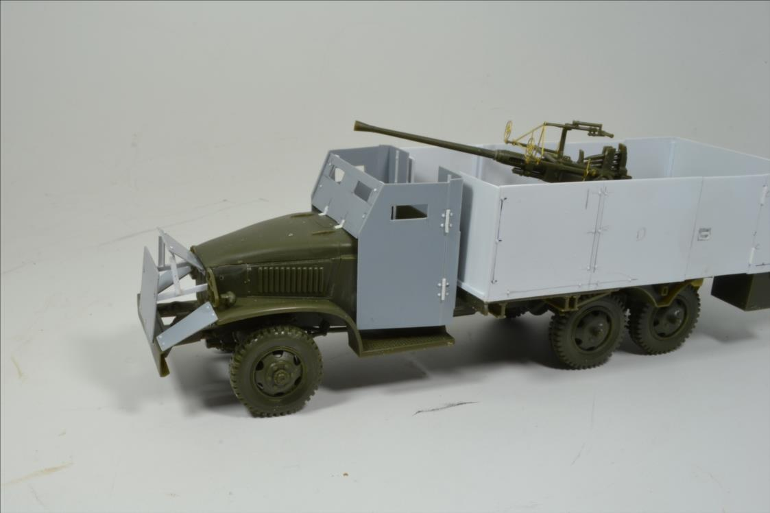 INDOCHINE GMC Bofors (Hobby Boss) 1/35 19120610330522494216544284