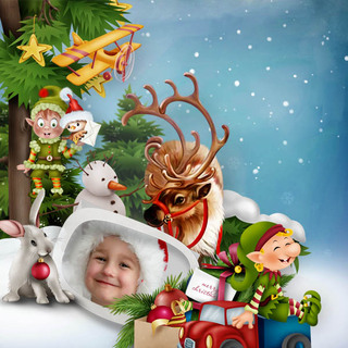THE ELVES OF CHRISTMAS - Lundi 9 décembre / monday december 9th 19120810234519599816547121