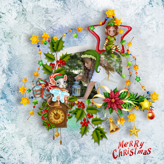 THE ELVES OF CHRISTMAS - Lundi 9 décembre / monday december 9th 19120810235019599816547123