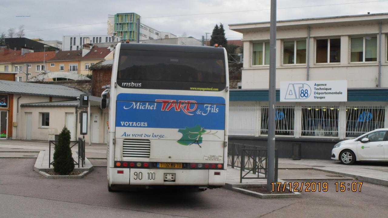 Michel Tard / Luxeuil Tourisme 19121707594524934316562628