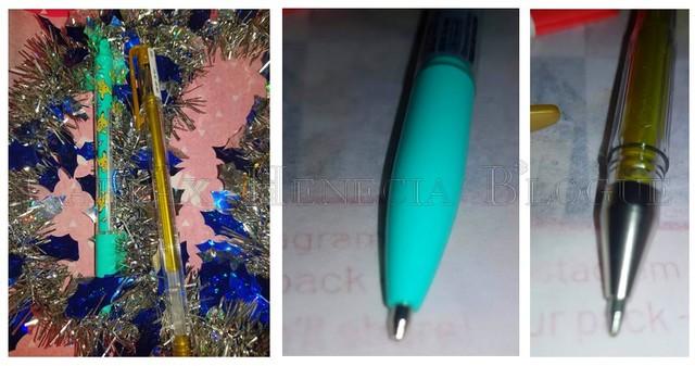 stylos pokemon et mitsubishi
