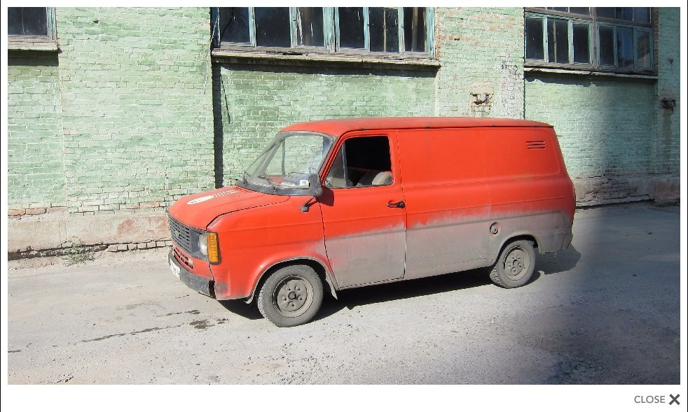 Ford Transit from Russia 19122211590018894016568340