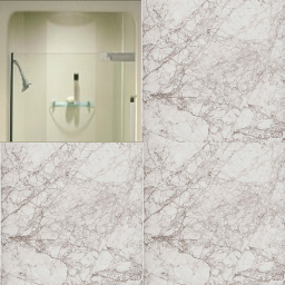 salle de bain haut blanc