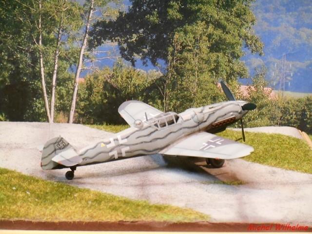 MESSERSCHMITT  BF 109 G.6 U /N5 Fug 350. az model 1/72 1912300848055625616576415