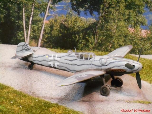 MESSERSCHMITT  BF 109 G.6 U /N5 Fug 350. az model 1/72 1912300848075625616576416