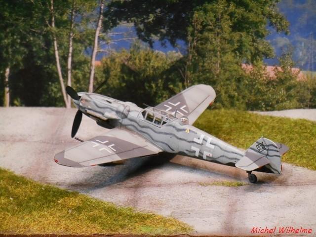 MESSERSCHMITT  BF 109 G.6 U /N5 Fug 350. az model 1/72 1912300848155625616576418