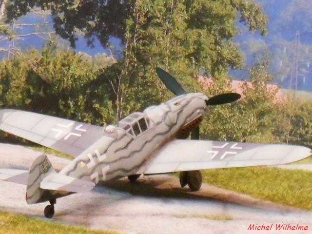 MESSERSCHMITT  BF 109 G.6 U /N5 Fug 350. az model 1/72 1912300848245625616576421