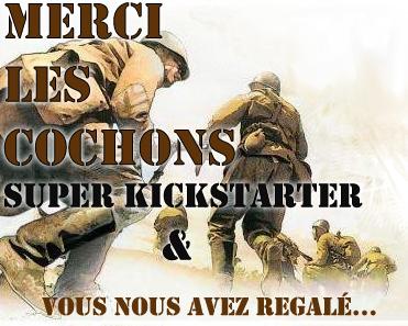 remerciements kickstarter