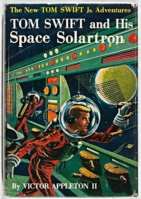 COUV - Tom Swift and his Space Solartron dans Couv ljwOIb-1