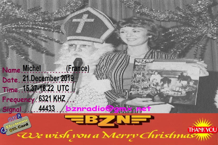 eQSL de BZN Radio 20011010262022478716596214