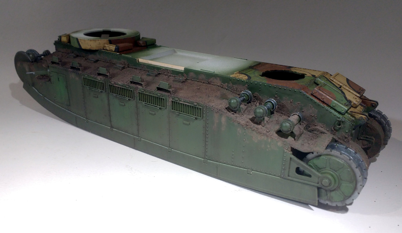 Le dernier dinosaure : le FCM 2C de Meng OQxQIb-2C-52
