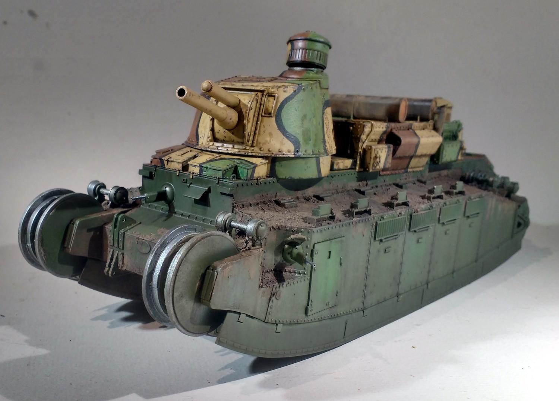 Un cuirassé terrestre : le char 2C de Meng au 1/35 - Page 2 PQxQIb-2C-55