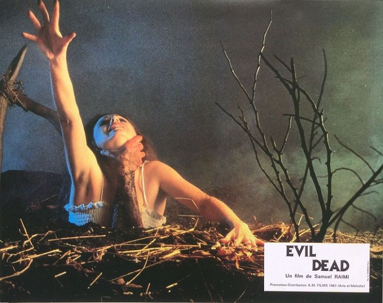 ALBUM PHOTO : EVIL DEAD (1981) dans ALBUM PHOTO 4O6QIb-2