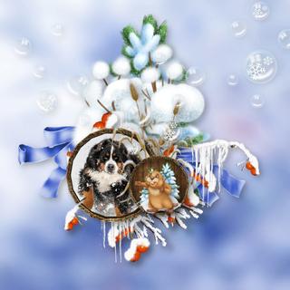 LE MONDE D'IGOR LE CASTOR - lundi 13 janvier / monday january 13th 20011310170019599816599553