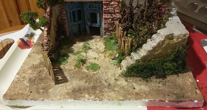 """Au lieu-dit """"La grange"""" - 1/35 - Scratch 20011711101125058416605339"""