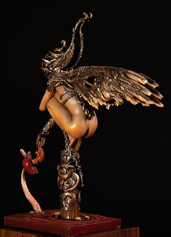 Forgotten, l'ange déchu Nocturna 90 mm 20011807390814703416608000