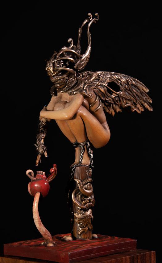 Forgotten, l'ange déchu Nocturna 90 mm 20011807390914703416608004