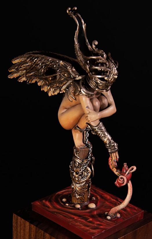 Forgotten, l'ange déchu Nocturna 90 mm 20011807391014703416608005