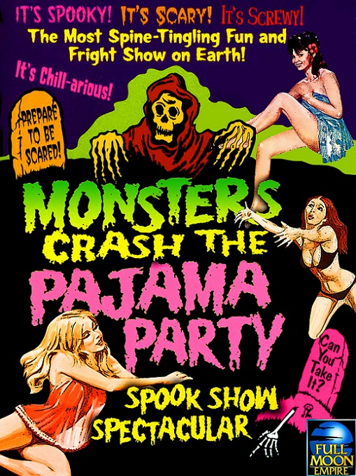 MONSTERS CRASH THE PAJAMA PARTY (1965) dans Cinéma bis DlFSIb-pajama2