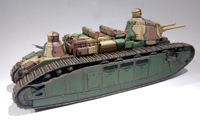 Un cuirassé terrestre : le char 2C de Meng au 1/35 - Page 2 XRrTIb-2C-61