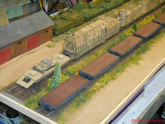 TRAIN BLINDE Hobby boss 1/72. la suite du dio 2002100628135625616639444