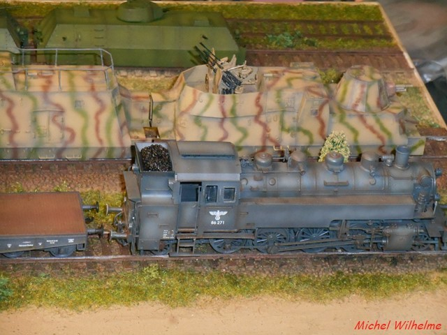 TRAIN BLINDE Hobby boss 1/72. la suite du dio 2002100628245625616639445