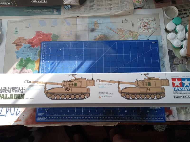 [Tamiya 1/35] M109A6 Paladin Iraq war 20021411020425069216645406