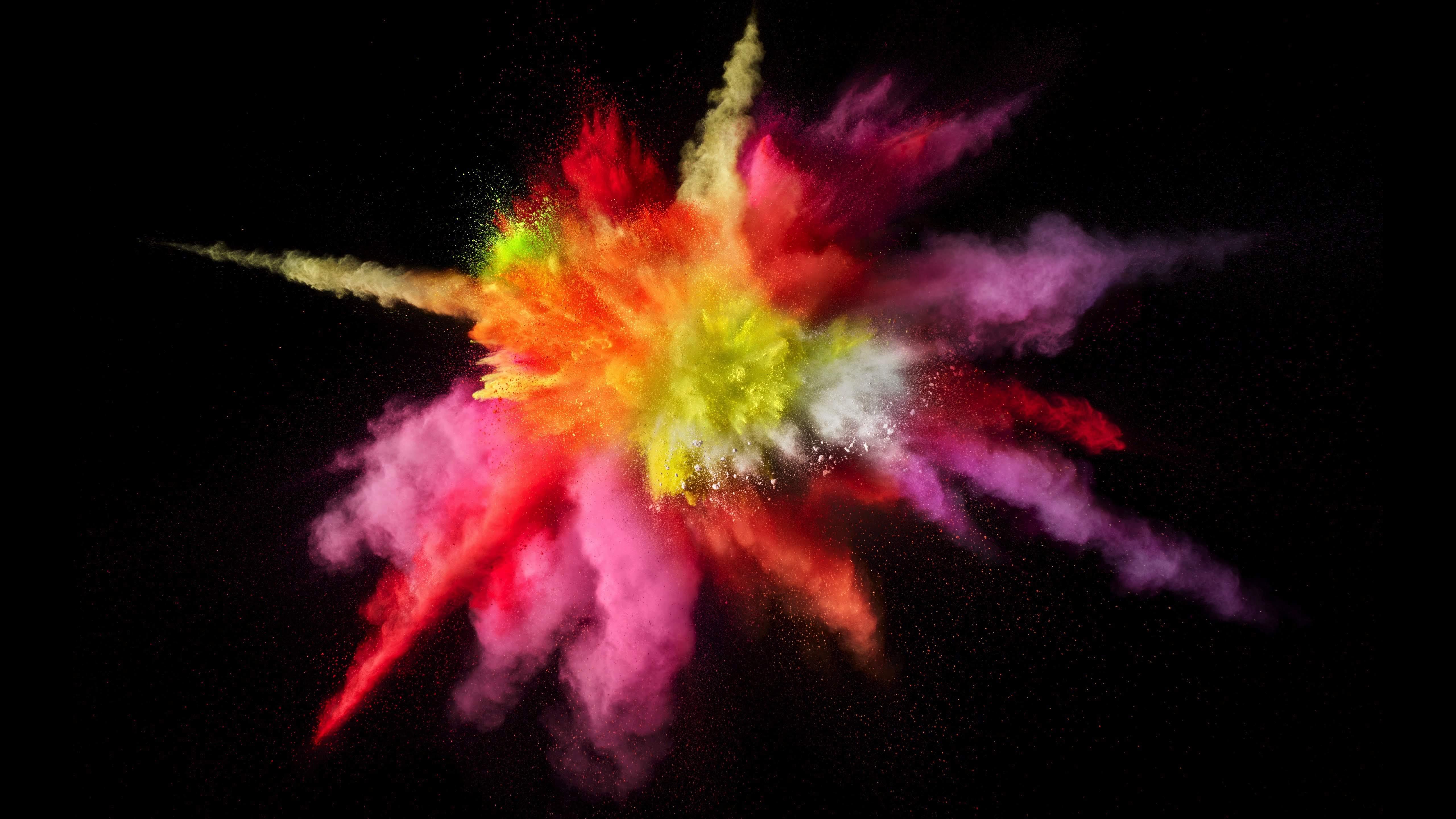 Explosion Couleurs Colors Explosion Voyage Onirique
