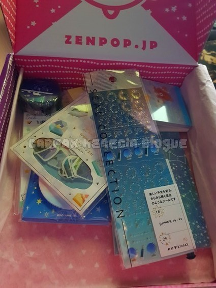 zenpop nuit étoilée