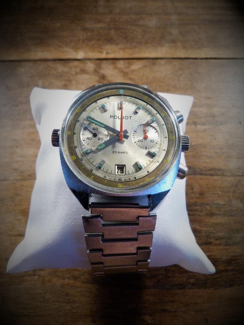 Un chronographe Poljot 3133 pour passer un cap 20022307280024054416657456