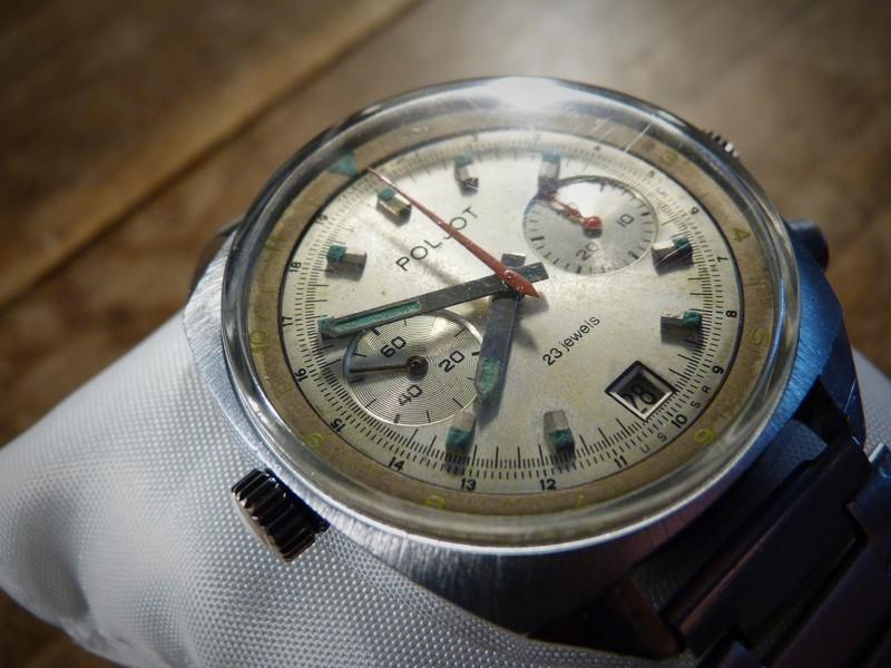 Un chronographe Poljot 3133 pour passer un cap 20022307290724054416657458