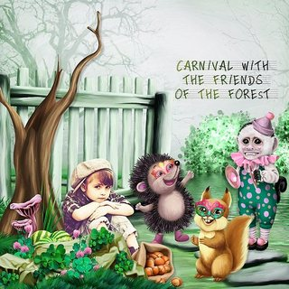CARNIVAL WITH THE FRIENDS OF THE FORET - lundi 24 février / monday february 24th 20022405451019599816658404