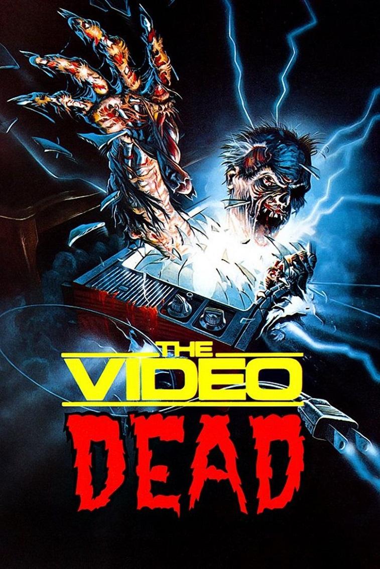 L'AFFICHE : THE VIDEO DEAD (1987) dans CINÉMA fbUhJb-poster-780