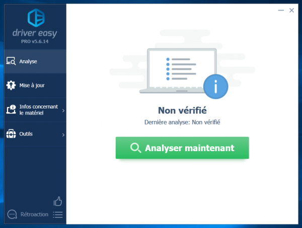 Driver Easy Pro portable 5.6.14.33488 Serial Cracked French