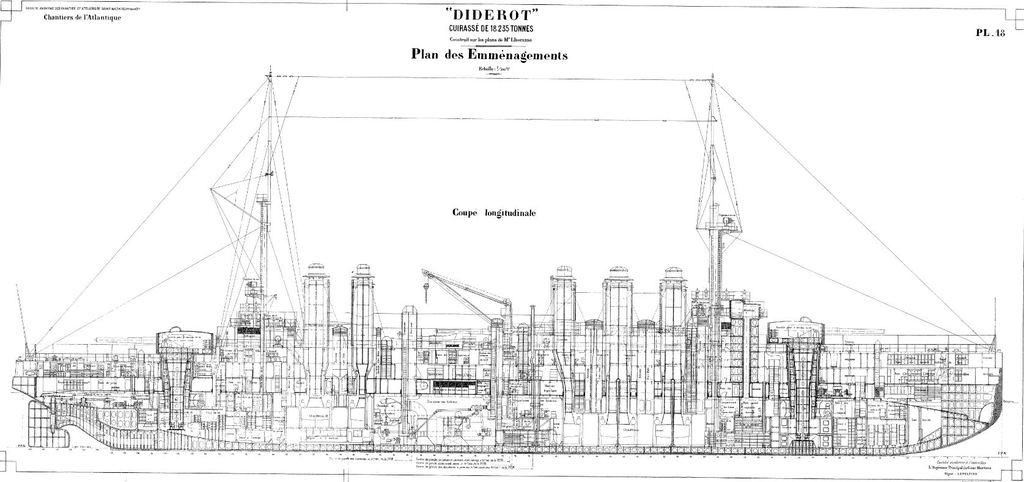 "Cuirassé ""Danton (1906) Hobby Boss 1/350 erik91410 - Page 8 M2JiJb-Danton-05"