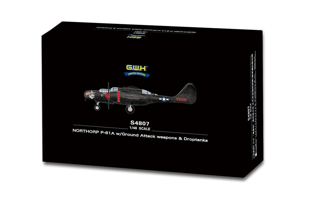 NORTHROP P-61A ÷ G.W.H. ÷ 1/48 2003040919395585016674341