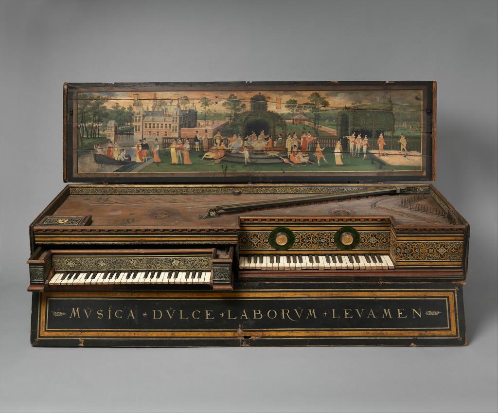 Fabrication d'instruments de musique anciens de bgire - Page 2 9BNjJb-A-Double-Moeder-und-Kind-2